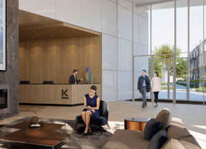 Kingsway By The River Lobby