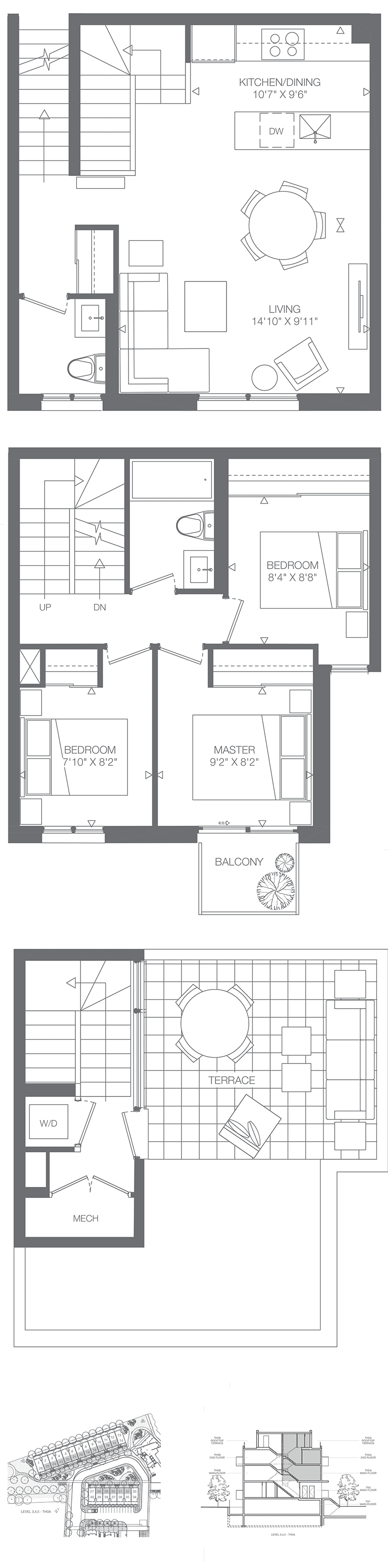 floorplans for 1 bedroom townhomes kingsway by the river 1 bedroom townhomes for rent burlington nc trend home